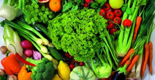 Bons motivos para comer verdura