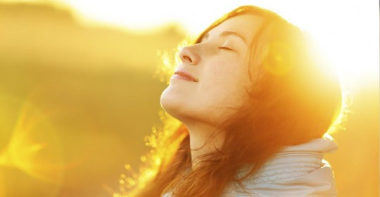 Um banho de sol de vitamina D