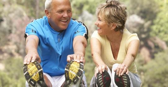 Envelheça com saúde