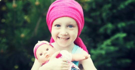 Lutando contra o câncer infantil