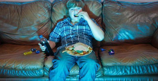 Pequenos obesos